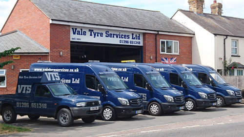 Vale Tyre Services Limited For all